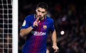 """Суарес е най-бързият """"стрелец"""" в историята на Барселона"""