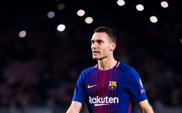 Защитникът на Барселона Томас Вермален не познава вкуса на загубата