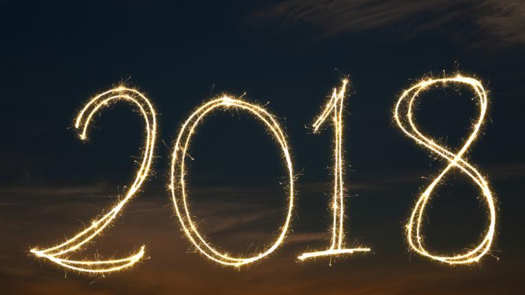2018-та е тук: Какво ни очаква и как да привлечем късмета в живота си