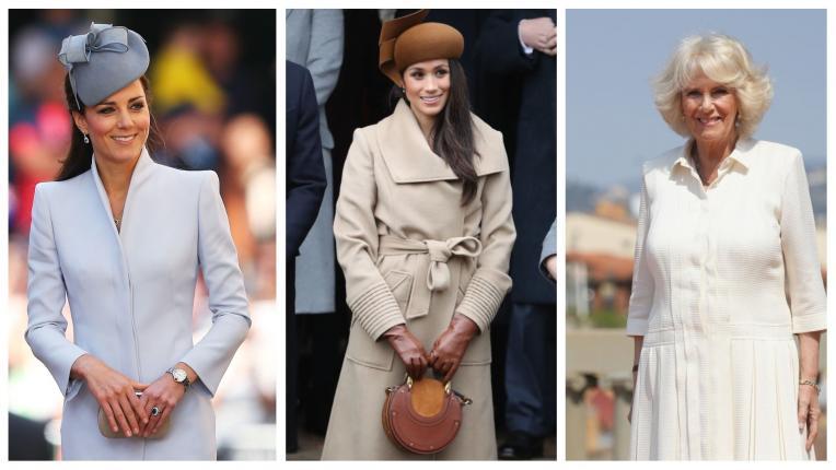 Годежният пръстен на Кейт Мидълтън - много по-скъп от този на Меган Маркъл и Камила!