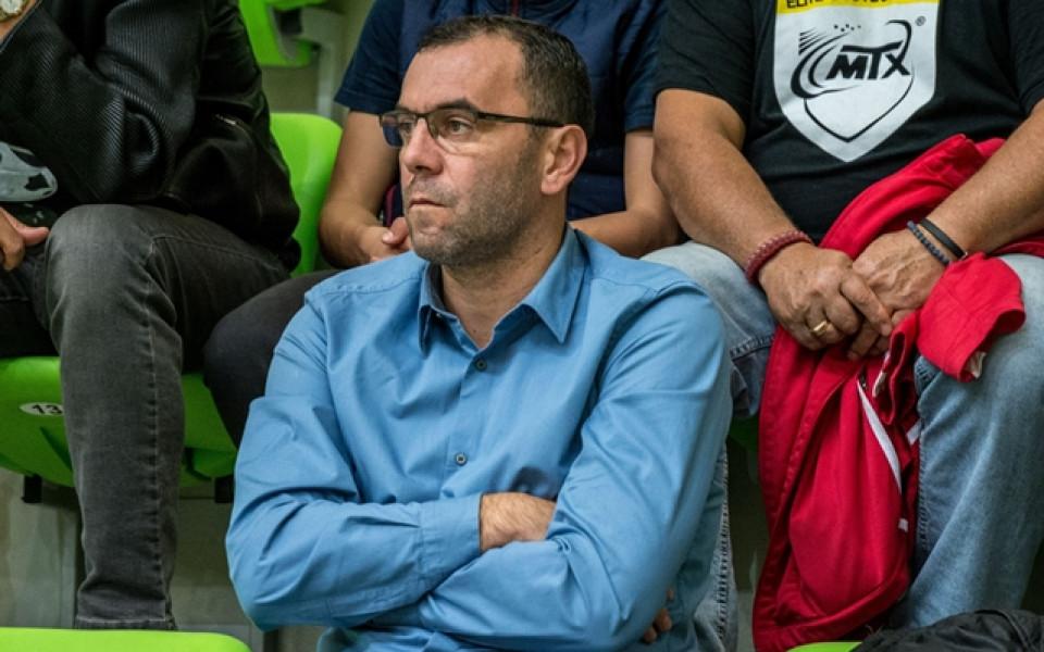 Тодор Стойков: Българските баскетболисти са в основата на тази титла