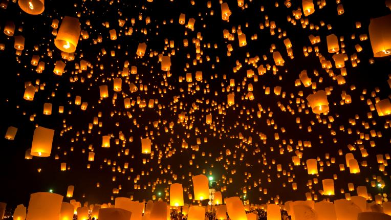 свещи фенери