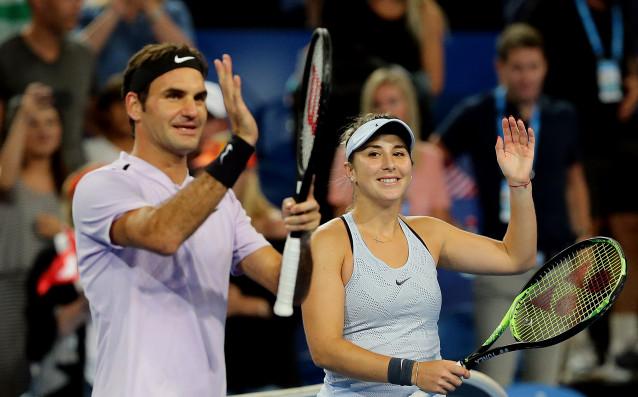 Федерер и Швейцария стигнаха на финал за Хопман Къп