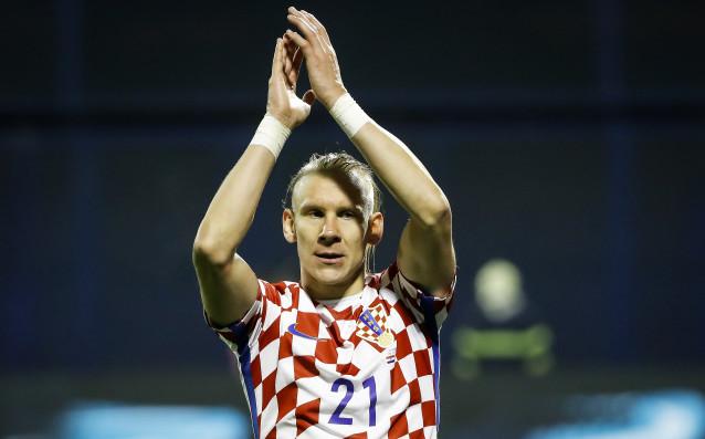 Хърватският национал Домагой Вида официално е играч на Бешикташ. 28-годишният