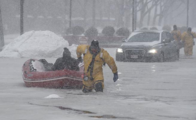 Снежният апокалипсис в САЩ взе още жертви