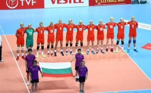 Младите волейболисти тръгнаха с победа в евроквалификациите