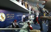 Повече от 30 души пострадаха сериозно по време на финала за Гълф къп