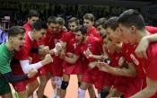 Волейболистите до 18 години с втора победа в евроквалификациите