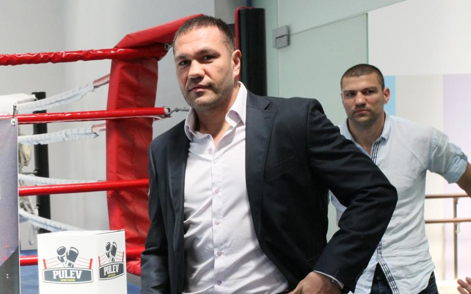 Кубрат Пулев: До края на седмицата ще знам противника си
