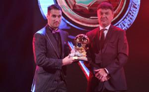 Ивелин Попов номер 1 на България за поредна година