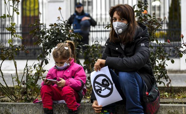 Софиянци и русенци излизат на протест срещу мръсния въздух
