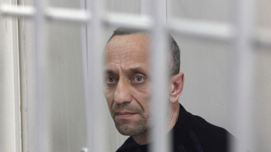 Най-страшният сериен убиец в Русия влезе в съда