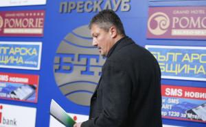 Аматьорите от Черногорец Ноевци официално издигнаха Любо Пенев