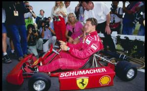 Тъжни новини за Шумахер: Затварят картинг пистата му
