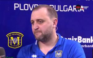 Иван Петков: Най-слабият мач, който някога сме правили