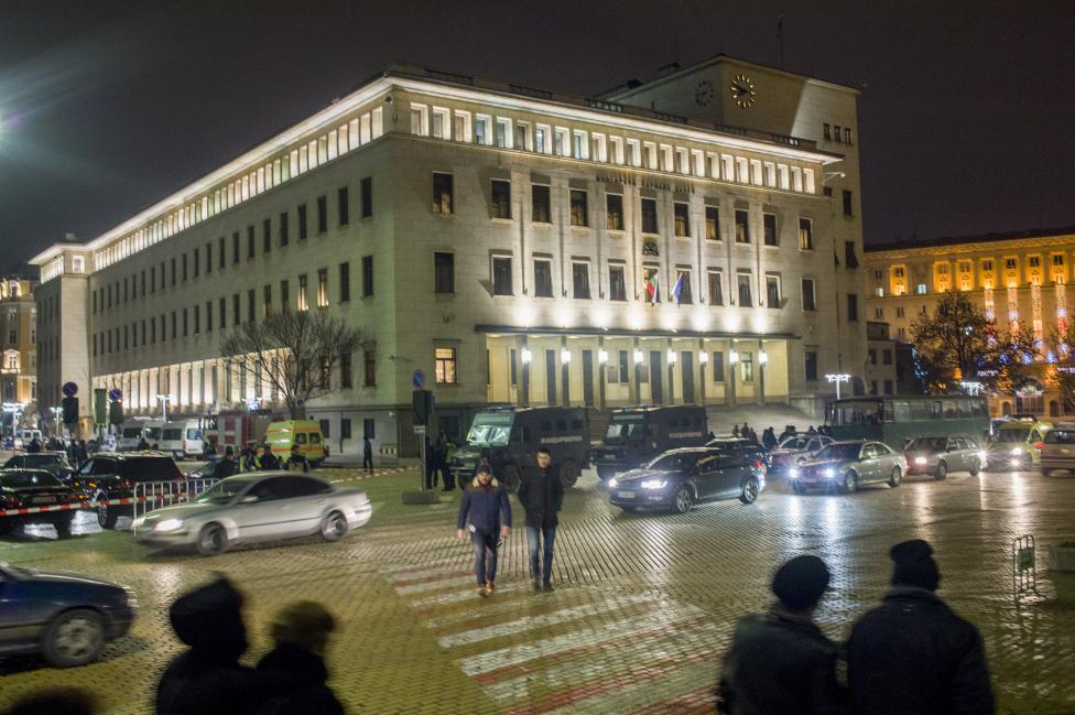 - Заради официалното откриване на европредседателството вчера, 11 януари, редица централни улици бяха затворени. Забраната бе въведана на 10 януари и...