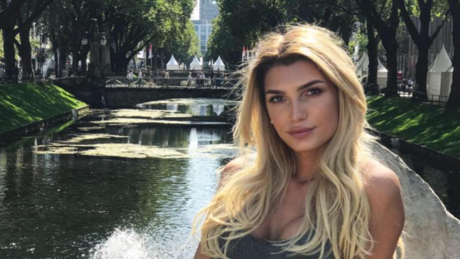 """Джулиана Фарфала - първият трансджендър модел на """"Плейбой"""" Германия"""