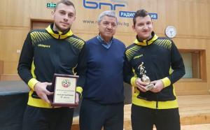 Тодор Неделев е номер 1 в Пловдив