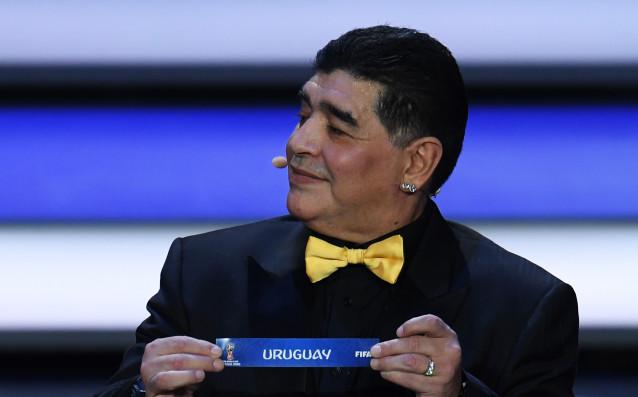 Диего Марадона източник: Gulliver/GettyImages