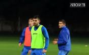Първите голове на Станислав Костов с екипа на Левски