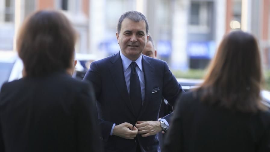 Турция категорична за ЕС – или членство, или нищо