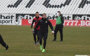 Локомотив ще се готви в село до Пловдив