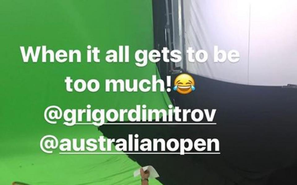 Григор залага на изцяло розов екип за Аустрелиън Оупън