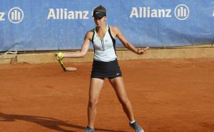 Гери Топалова загуби финала на Пловдив Къп