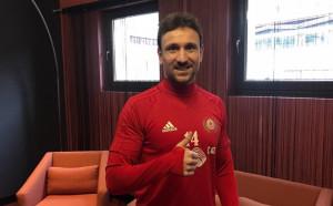 Юноша на Порто пристигна в лагера на ЦСКА