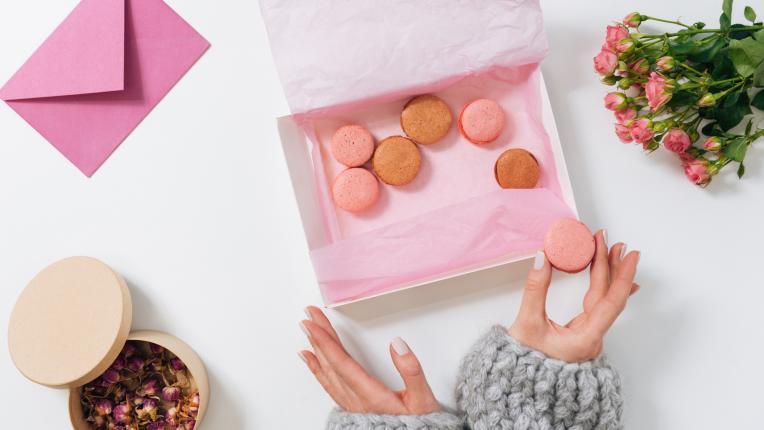сладки кутия