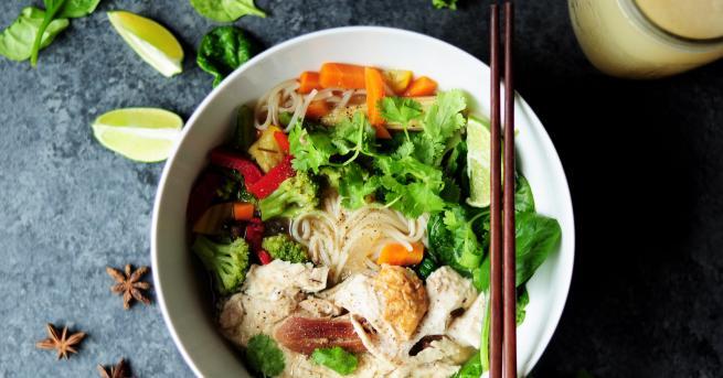 Няма нищо по-хубаво от това да похапнеш хубава домашна супичка,