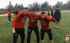 Станаха ясни шампионите на деня в ЦСКА