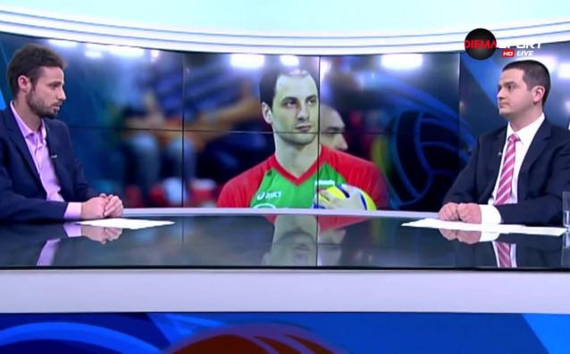 Салпаров за медал от Световното, Матей и новия лидер на България