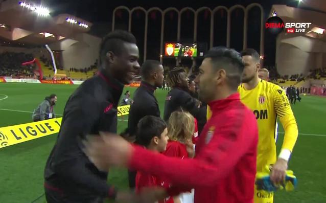 Балотели от първата минута срещу Монако