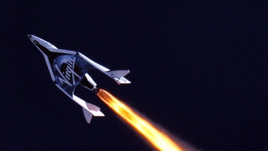 Тази година Virgin Galactic ще вози космически туристи