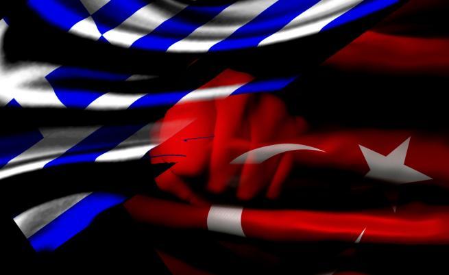 Гръцки и турски катер се сблъскаха в Егейско море