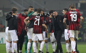 Милан избра Разград за лагер преди мача