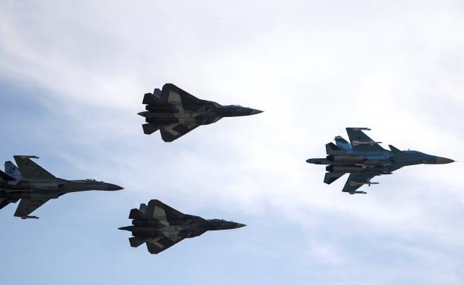 Турция преговаря с Русия за Су-35