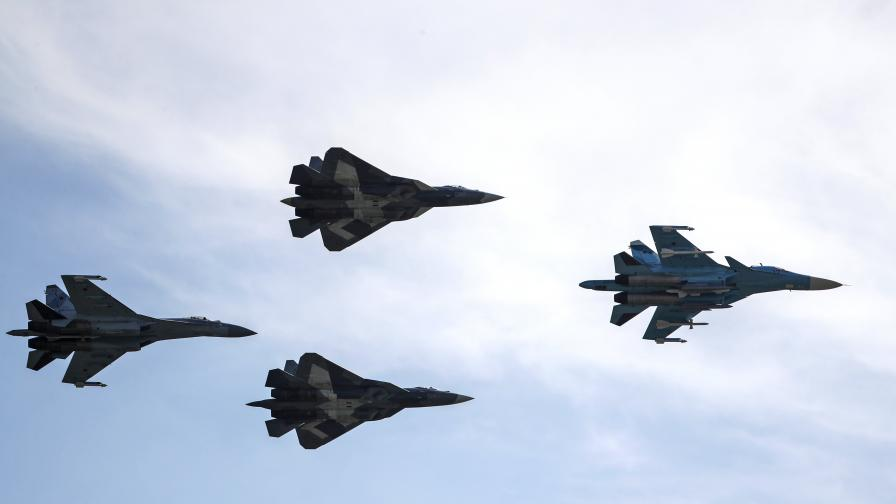<p>Турция преговаря с Русия за Су-35</p>