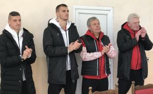 ЦСКА награди топ спортистите на Сандански