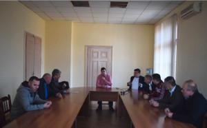 Делегация на Торино на гости на Локо Пловдив, обсъдиха сътрудничество