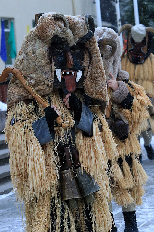 Фестивал на Кукерските и маскарадни игри в Брезник