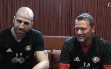 ЦСКА призна за интерес към играч на Стяуа
