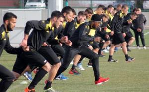 Ботев вече е в Турция, направи първа тренировка