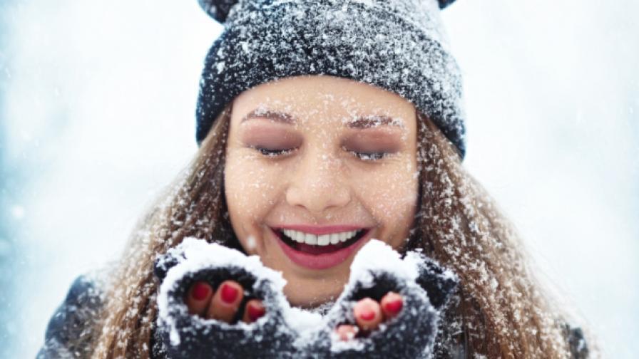 Как да се грижите за кожата през зимата - няколко съвета