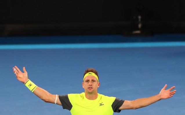 Невероятната приказка на Тенис Сандгрен на Аустрелиън Оупън продължава! Тенисистът
