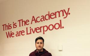 Треньор от столична академия бе на специализация в Ливърпул