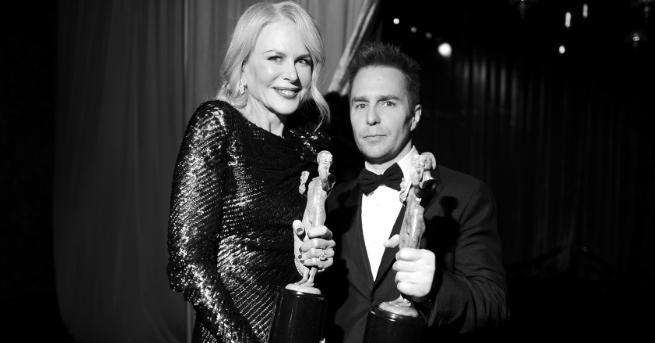 В Лос Анджелис раздадоха наградите на Гилдията на филмовите актьори.