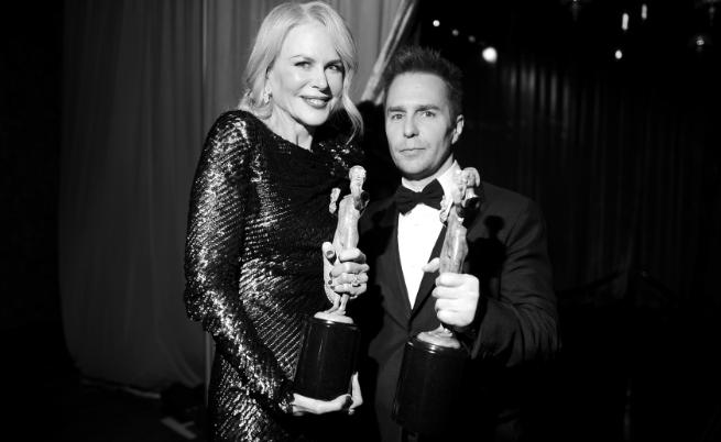 Раздадоха наградите на Гилдията на филмовите актьори