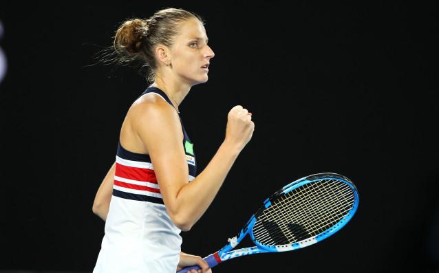 Бившата водачка в световната ранглиста по тенис Каролина Плишкова е